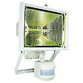 Byron 400W Halogen Security Light ES400 WHITE