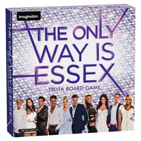 The Only Way Is Essex Board Game