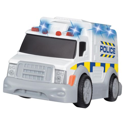 Dickie Ambulance/Police Truck Only One Supplied