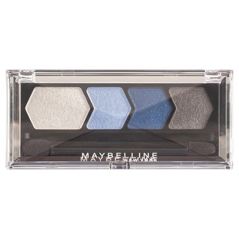 Maybelline Diamond Quad 10 Blue Drama