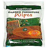 Cuprinol Garden Furniture Wood Wipes