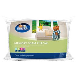 Silentnight Polyurethane Memory Foam Pillow