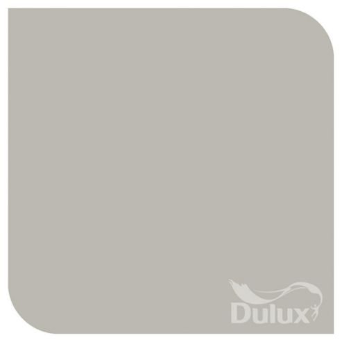 Dulux Silk Emulsion Paint, Chic Shadow, 2.5L