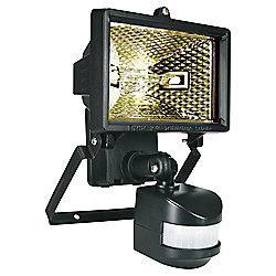 Elro Security Halogen Floodlight 120W ES120 Black
