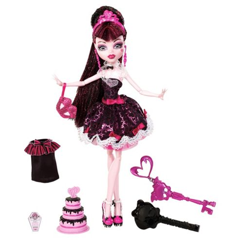 Monster High Sweet 1600 Doll Draculaura
