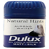 Dulux Tester Almond White 50Ml