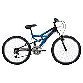 "Xtreme Dakota 24"" Boys' Mountain Bike designed by Raleigh"