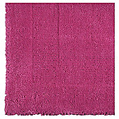 Tesco Plain Wool Runner, Fuchsia 70x200cm