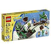 LEGO SpongeBob SquarePants The Flying Dutchman 3817