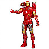 Marvel Avengers Repulsor Strike Iron Man Mark VII Action Figure