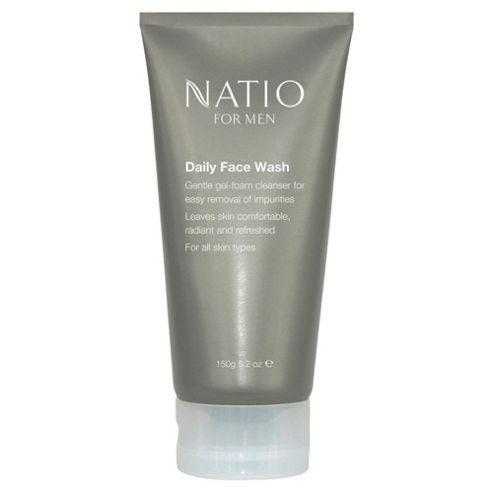 Natio For Men Daily Face Wash