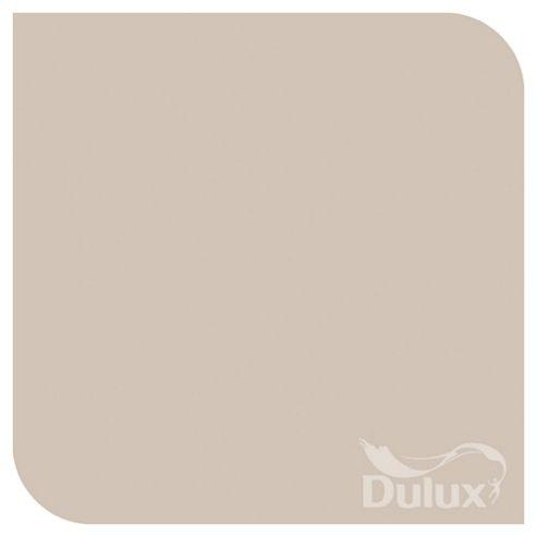 Dulux Silk Emulsion Paint, Soft Stone, 2.5L