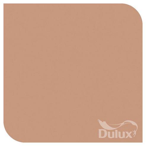 Dulux Silk Emulsion Paint, Tuscan Terracotta, 2.5L