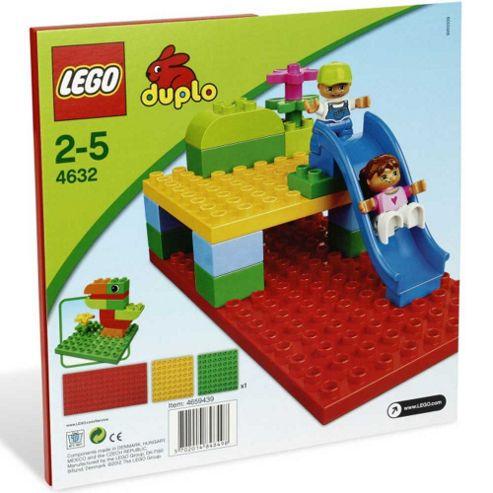Lego Duplo Building Plates 4632