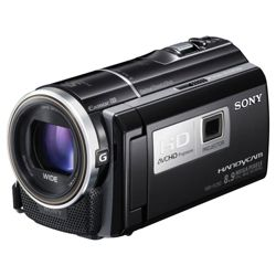 Sony PJ260 Projector HD Black Camcorder