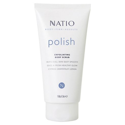 Natio Exfoliating Body Scrub
