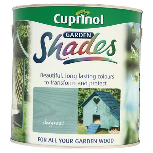 Buy cuprinol garden shades from our exterior paint range - Cuprinol exterior wood paint colours ...