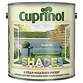 Cuprinol Garden Shades, 2.5L, Seagrass