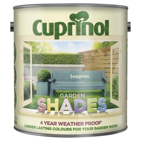 Cuprinol Garden Shades, 2.5L, Seagrass