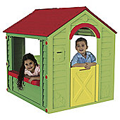 Keter Holiday Playhouse, Yellow