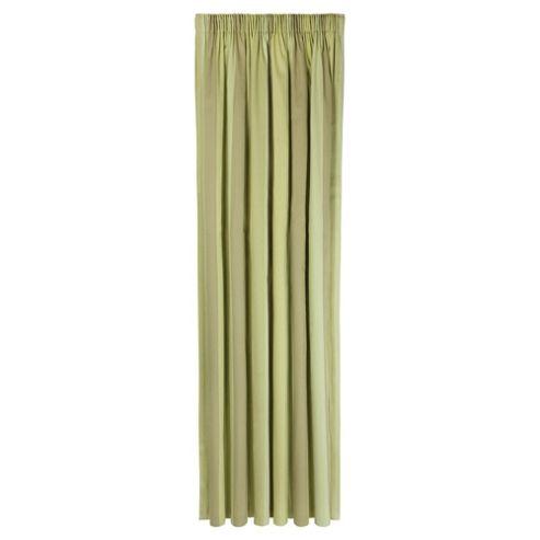 Tesco Hampton Stripe Pencil Pleat Curtains W168xL229cm (66x90
