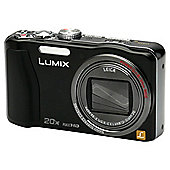 Panasonic TZ30 Black Digital Camera