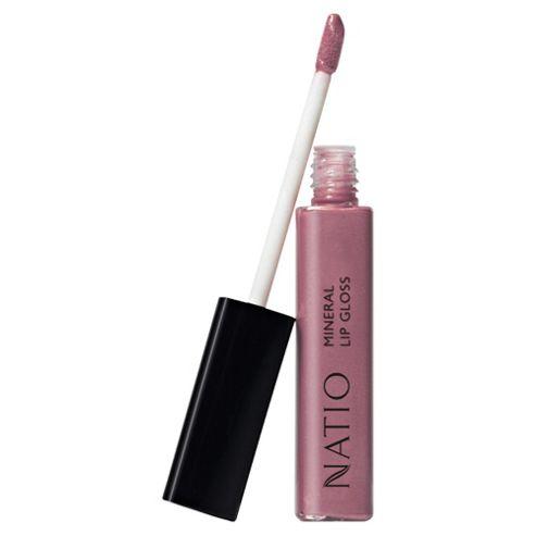 Natio Mineral Lip Gloss Grape