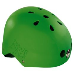 Bone Idle BMX Helmet - Green