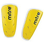 Mitre Vostok Shinguard, Yellow - Small