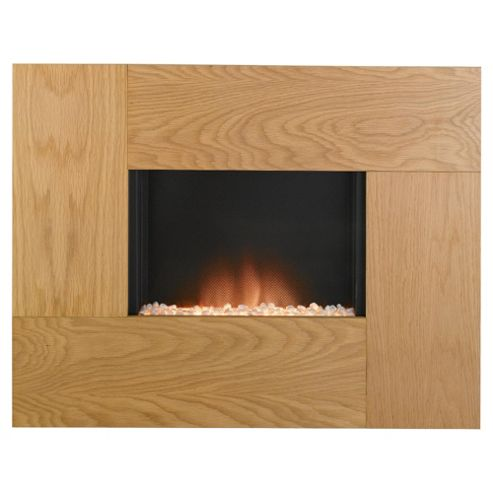 Adam Nexus electric fire oak