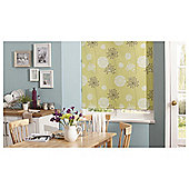 Meadow Blackout Roller Blind 90cm Green