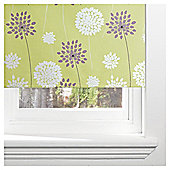 Meadow Blackout Roller Blind 120cm Green