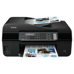 Epson Stylus BX305FW AIO Wireless (Print, Copy, Scan & Fax) Inkjet Printer