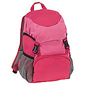 Tesco Kids' Backpack, Pink