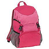 Tesco Kids' Backpack, Pink