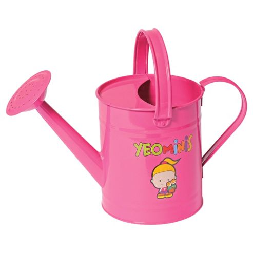Yeominis Watering Can, Pink