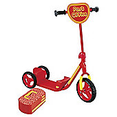 Zinc Littlest Learners Post Office 3-Wheel Scooter with Activity Kit