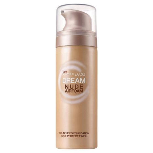 Maybelline Foundation Dream Air Foam 005 Light