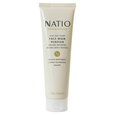 Natio Clay & Plant Face Mask Purifier