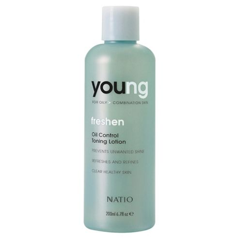 Natio Young Oil Control Toning Lotion
