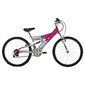 "Xtreme Milano 24"" Girls' Mountain Bike by Raleigh"