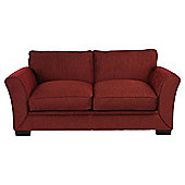 Portico Fabric Sofabed Red