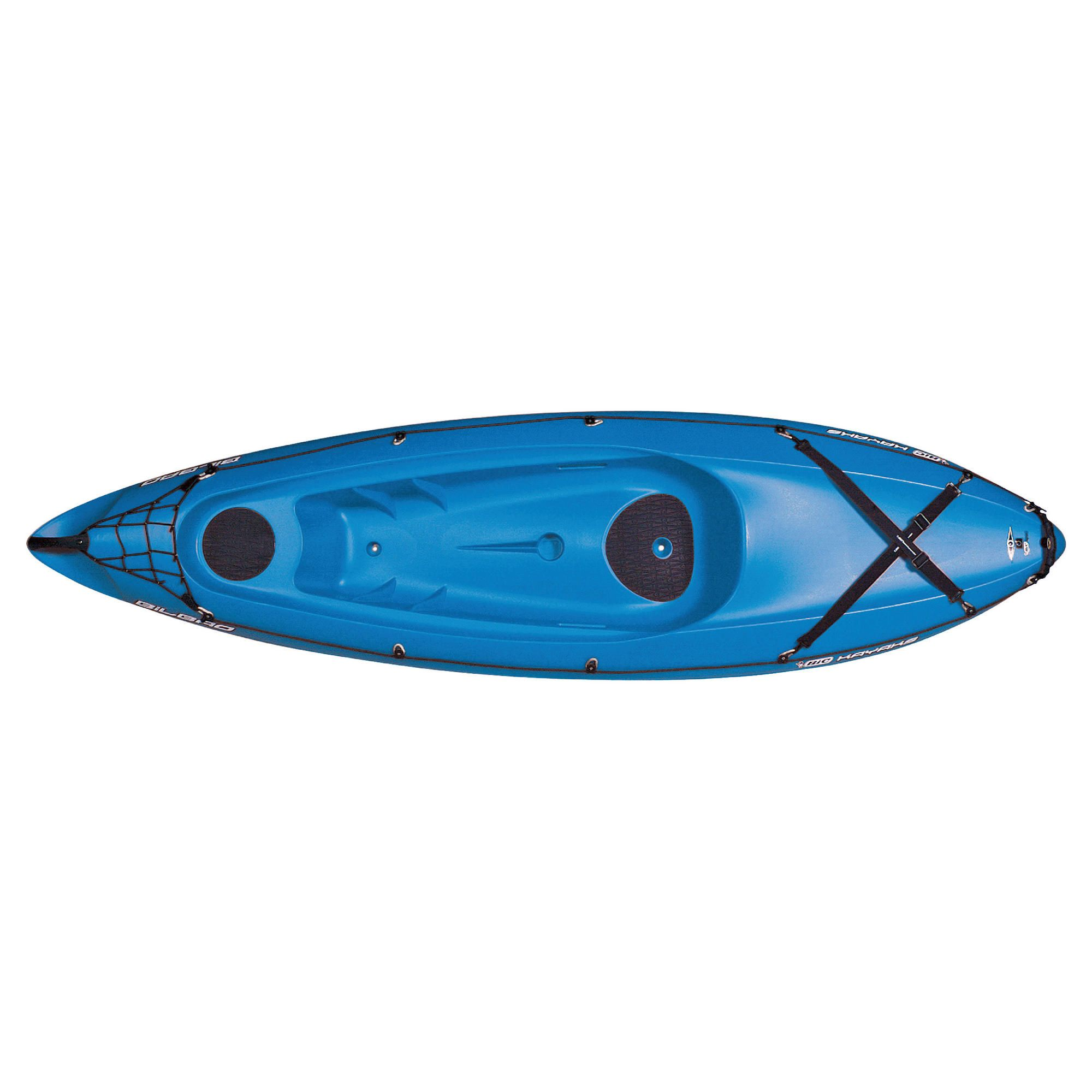 Bic Bilbao 1 Man Sit-On-Top Kayak Blue at Tesco Direct