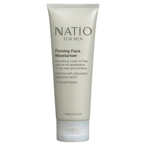 Natio For Men Firming Face Moisturiser