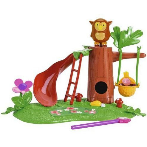 Ben & Holly's Little Kingdom Swing and Slide Playset