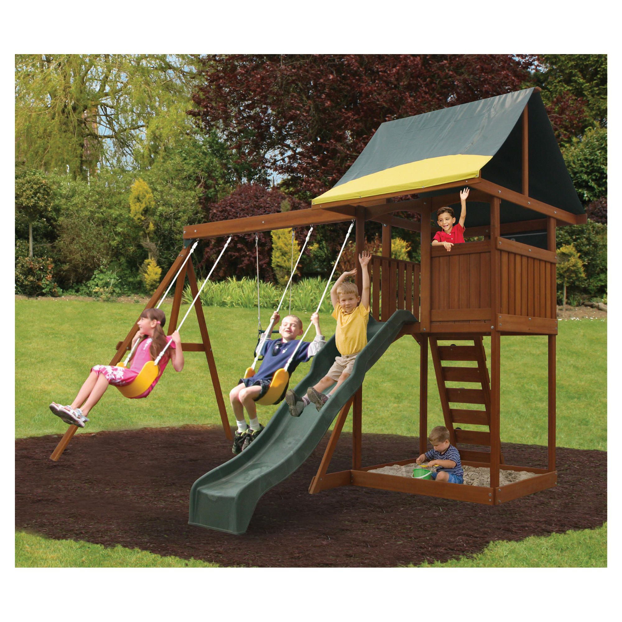 Selwood Maine Playset at Tesco Direct
