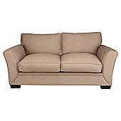 Portico Fabric Sofabed Natural
