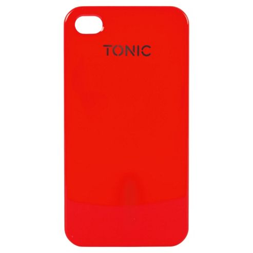 Tonic Gloss Case iPhone 4/4S Red
