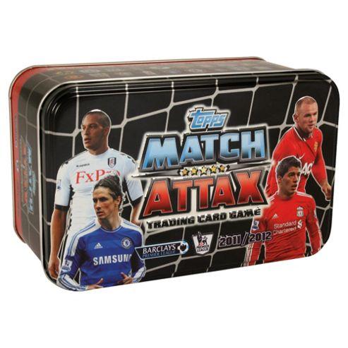 Match Attax Tin 2011/2012