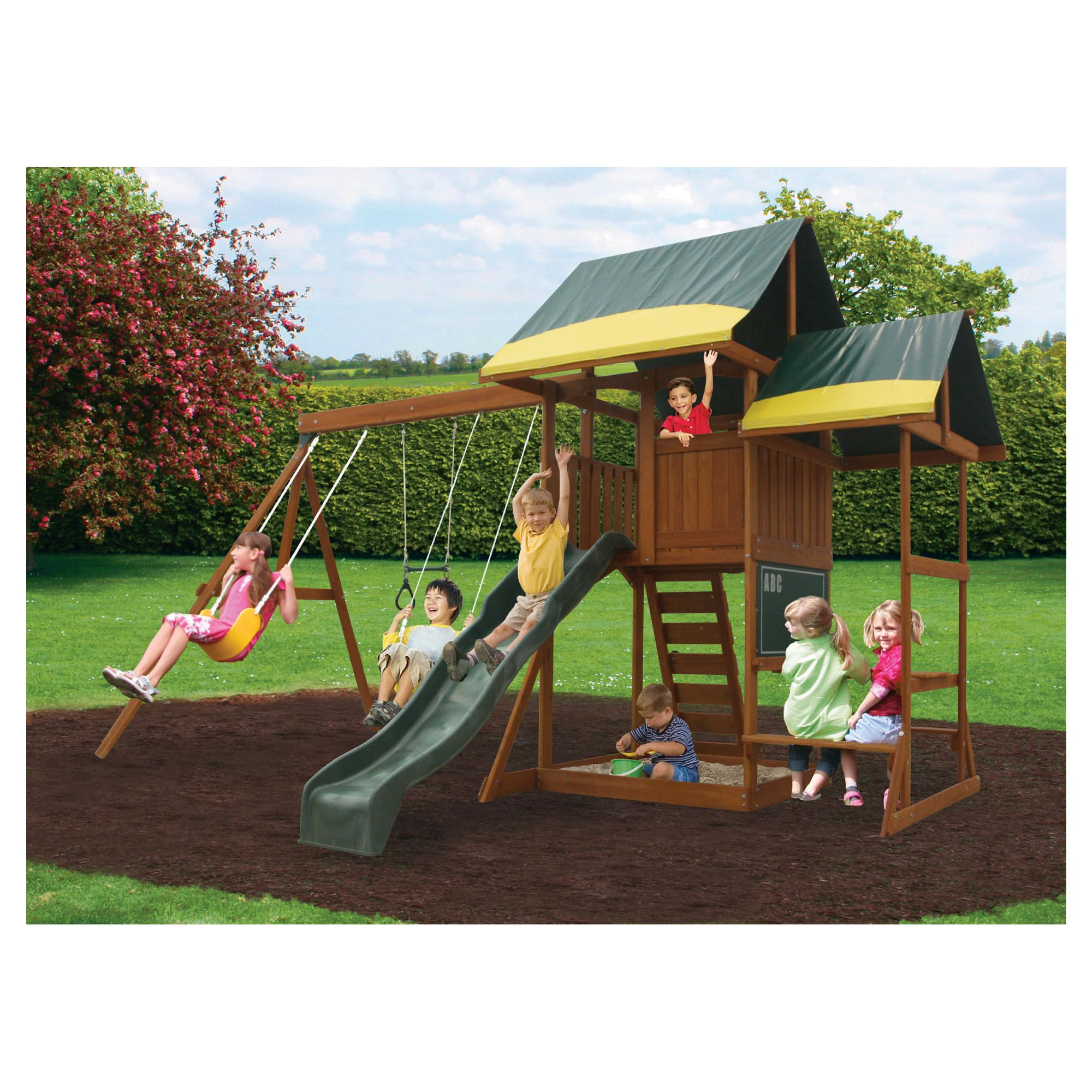 Selwood Nevada Playset at Tesco Direct